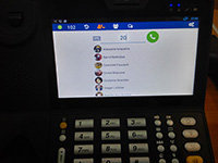 Desktop Phone1 - Android VOIP Video Phone
