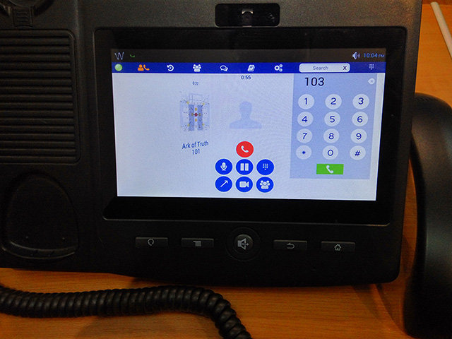 Desktop Phone2 - Android VOIP Video Phone